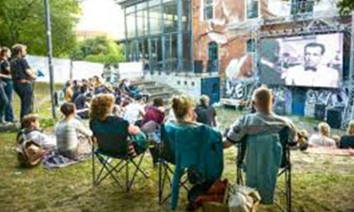 CityGames Bremen Firmen Team Pro Tour Open Air Kino privat