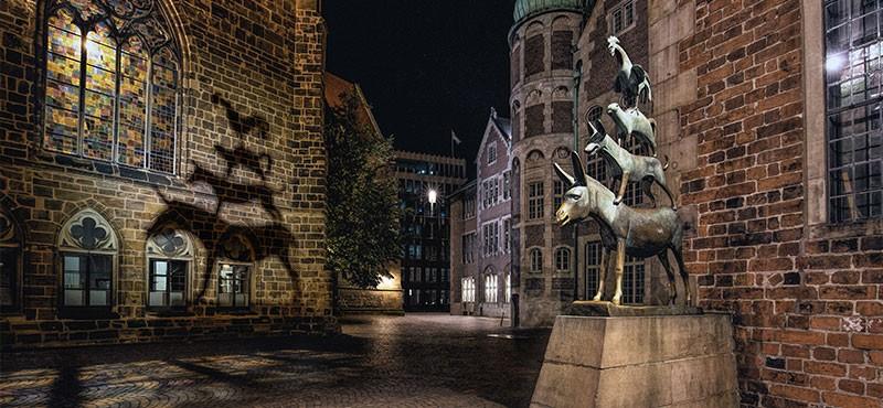 CityGames Bremen: Verbrecherjagd mit der Krimi Tour