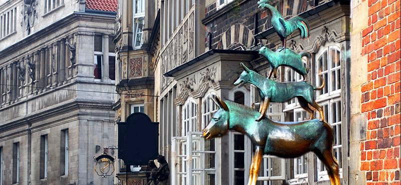 CityGames Bremen: Party Tour durch die Altstadt
